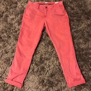 Gap Girlfriend Pants.